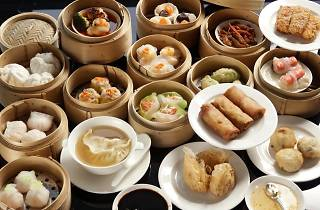 Dim Sum lunch at Long Feng