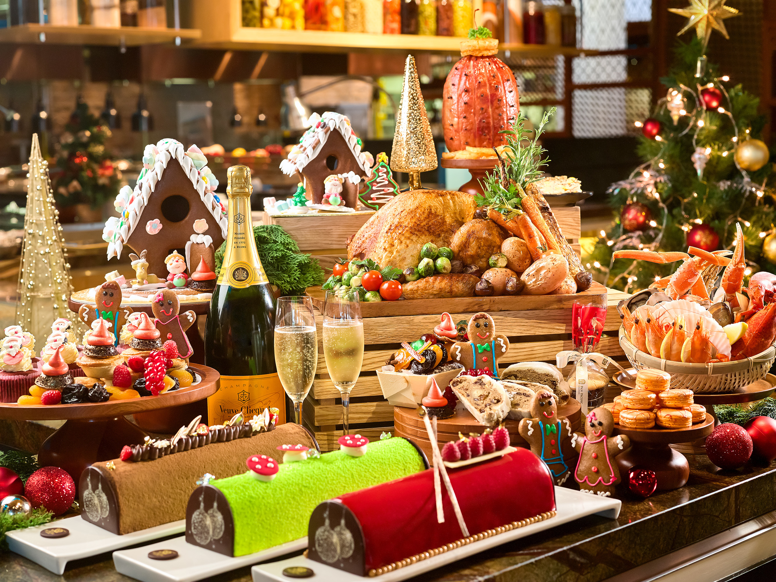 Best Christmas meals and festive menus in Singapore
