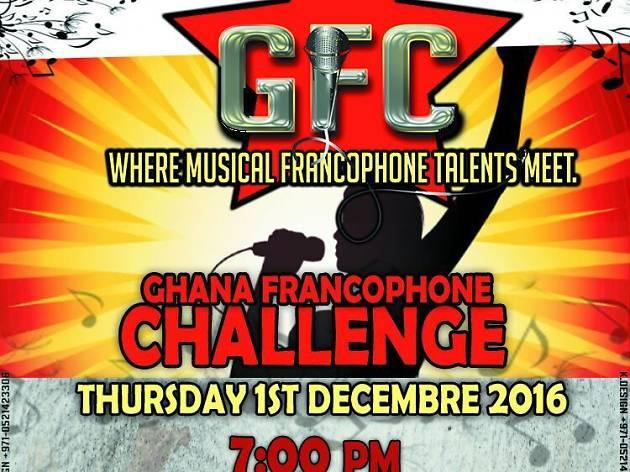 Ghana Francophone Challenge