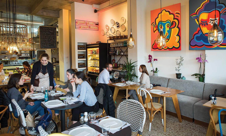 Havan'dan by Beff Gourmet, okullu şeflerin çalıştığı bir aile işletmesi.