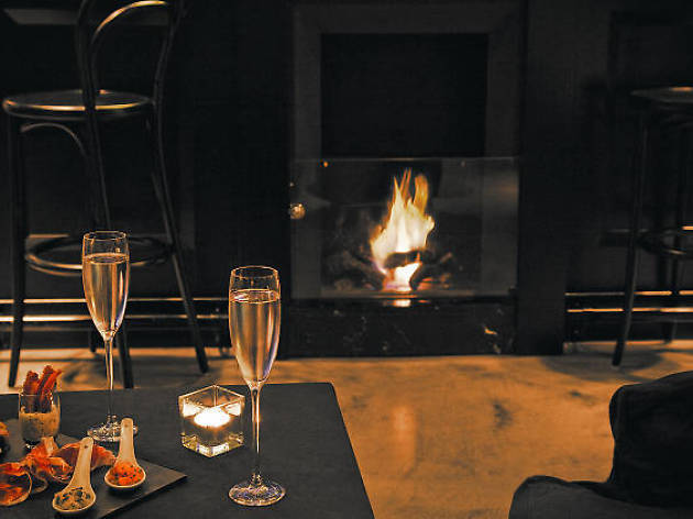 Best bars and restaurants with open fires