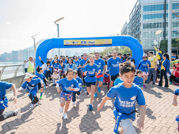OPCFHK's Run For Survival