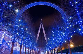 Londra'da Yılbaşı