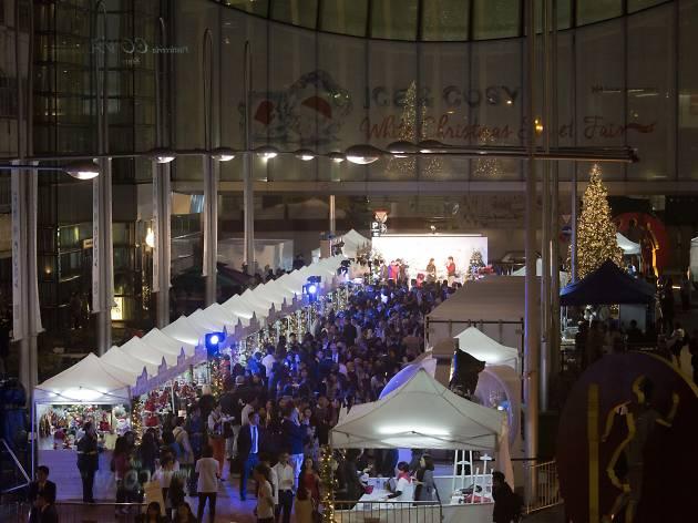 White Christmas Street Fair