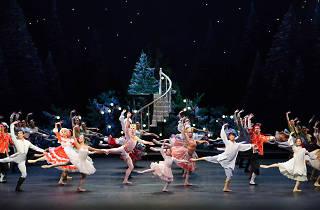 胡桃夾子演出-香港芭蕾舞樂團