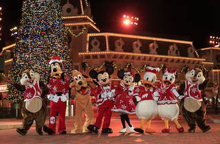 Disneyland's A Sparkling Christmas