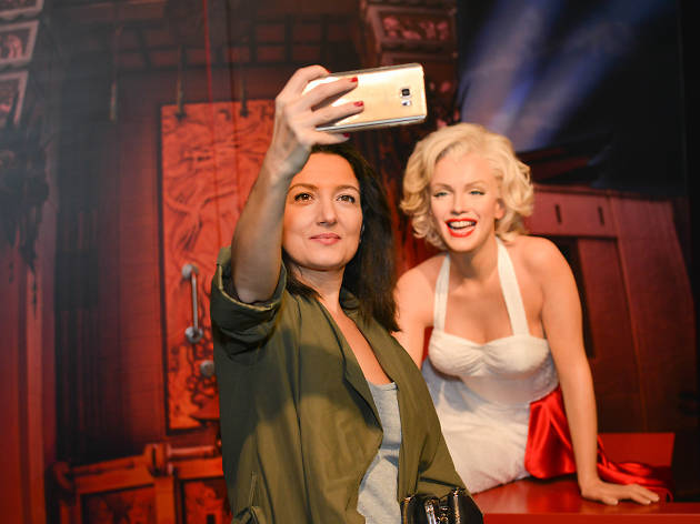 Madamme Tussaud's museum opened in İstanbul!