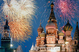 Moskova Yılbaşı
