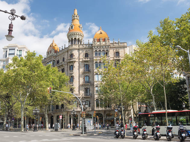 gran via barcelona