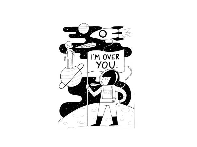 Over you de Lara Luis (©DR)