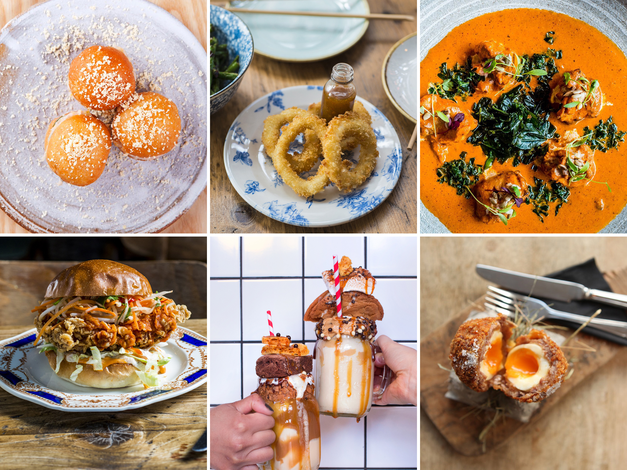 100 best dishes in london 2016