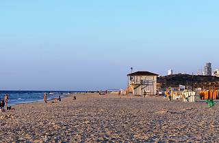 Poleg Beach
