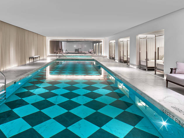 Baccarat Hotel  (Photograph: Courtesy Baccarat Hotel & Residences)