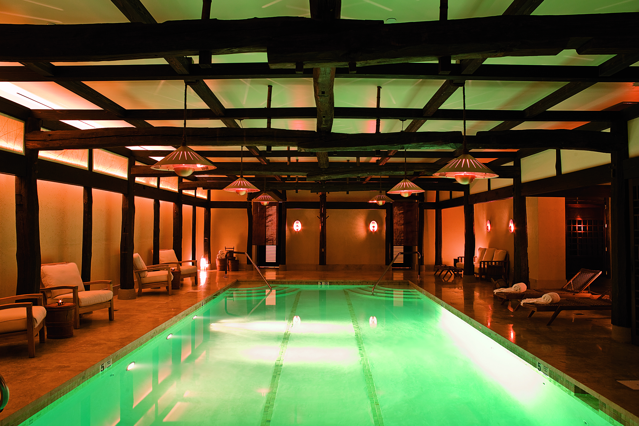 The best hotels with indoor pools in NYC