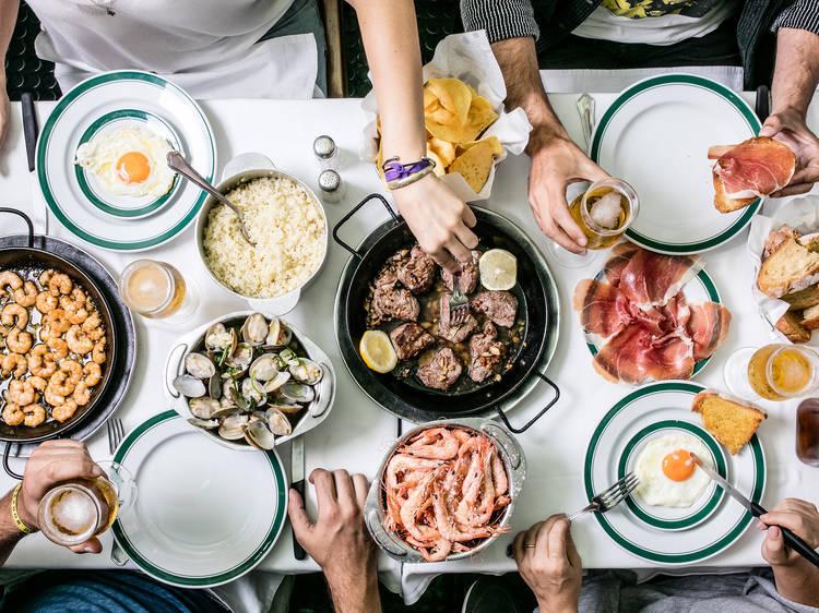 The best restaurants in Baixa