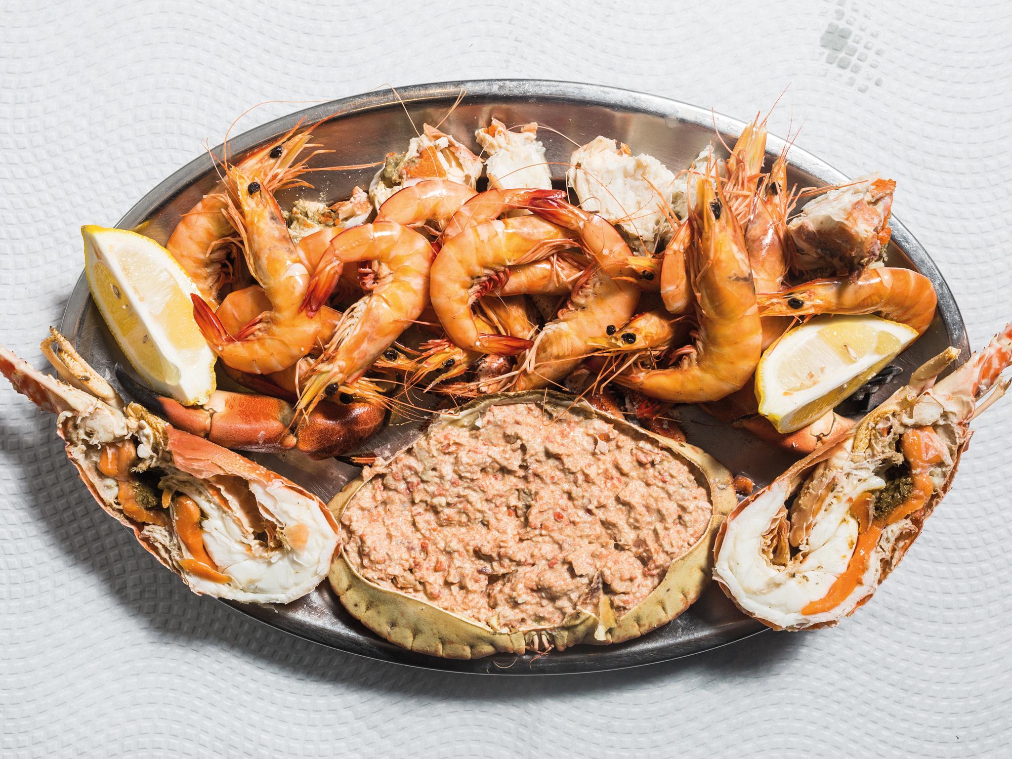 Restaurante Farol - Mista de Marisco