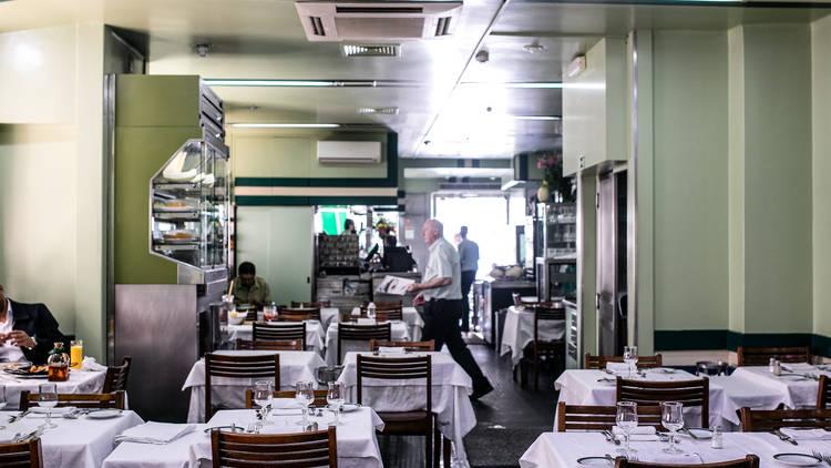 Restaurante Pinóquio - Sala