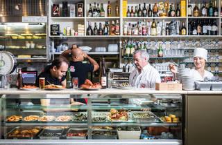 Restaurante Eduardo das Conquilhas - Balcão