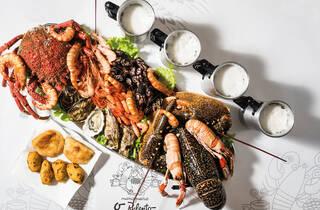 Restaurante Relento - Mariscada