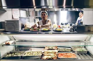Restaurante Mastro - Cozinha