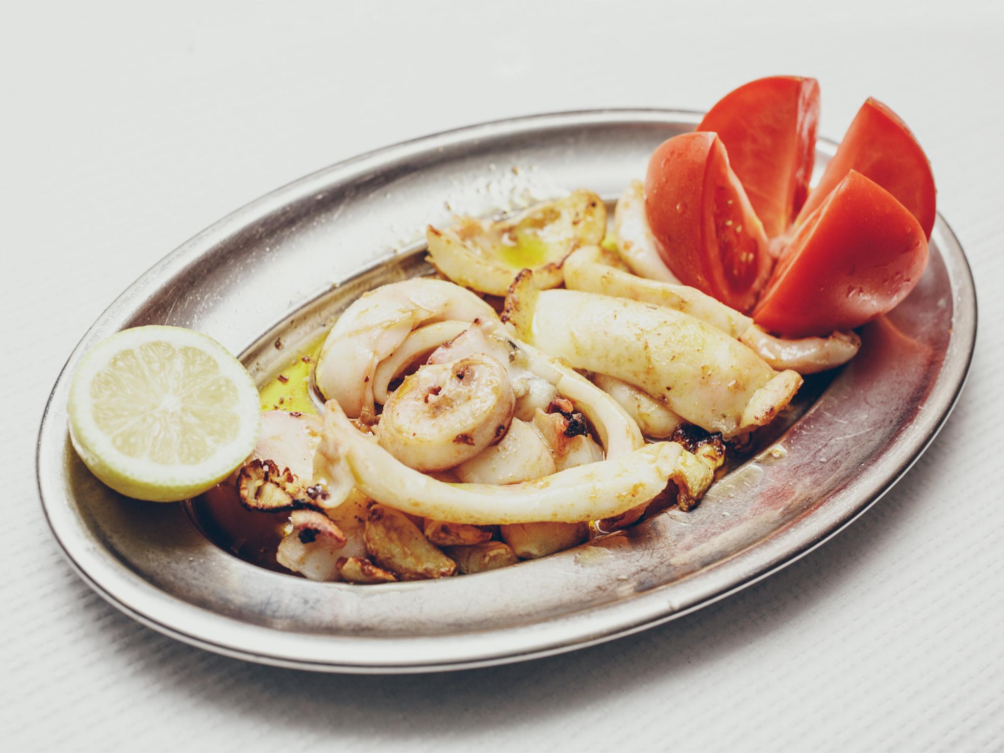 Restaurante Mastro - Choquinho à Guilho