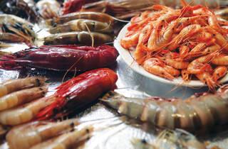 Restaurante Gambrinus - Mariscada