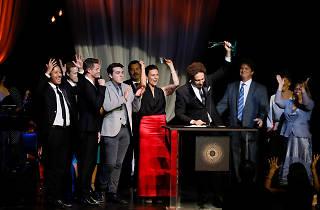 LA STAGE Alliance Ovation Awards