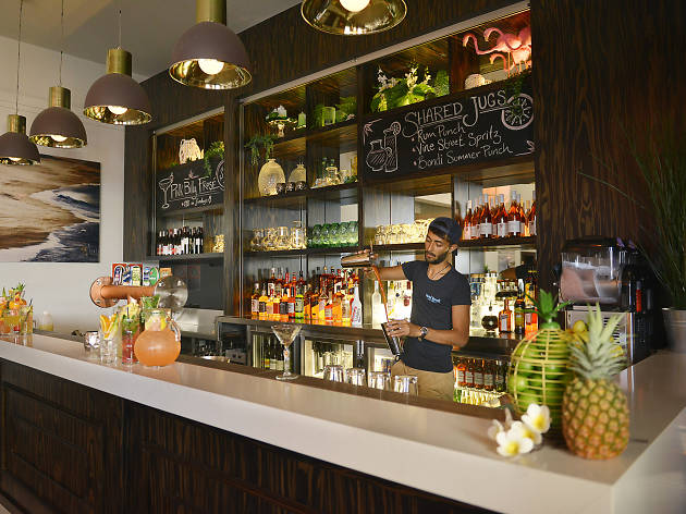 Bondi's got a new tropical cocktail bar