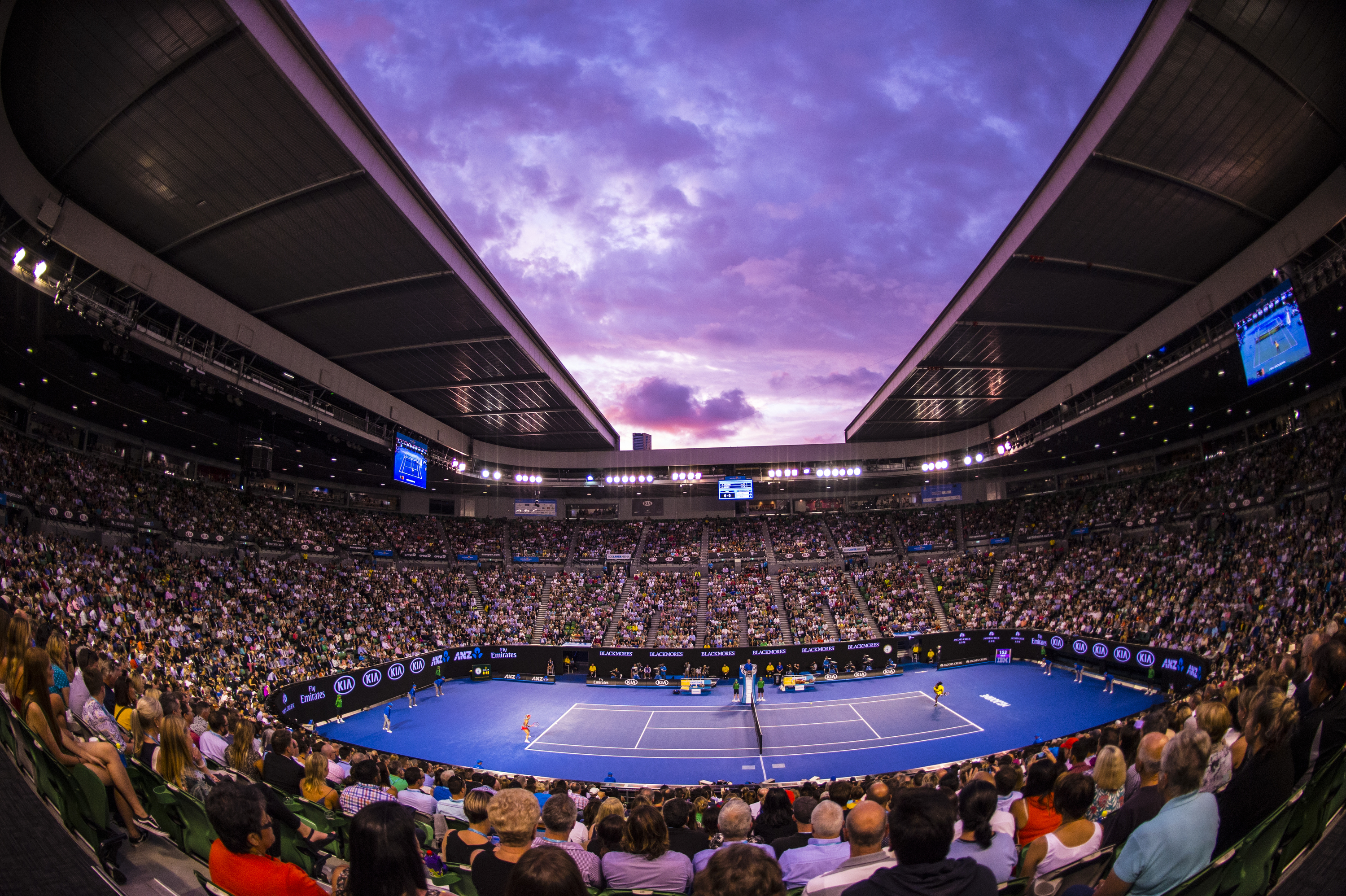 The Australian Open is here