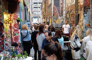 Blender Lane Artists' Market
