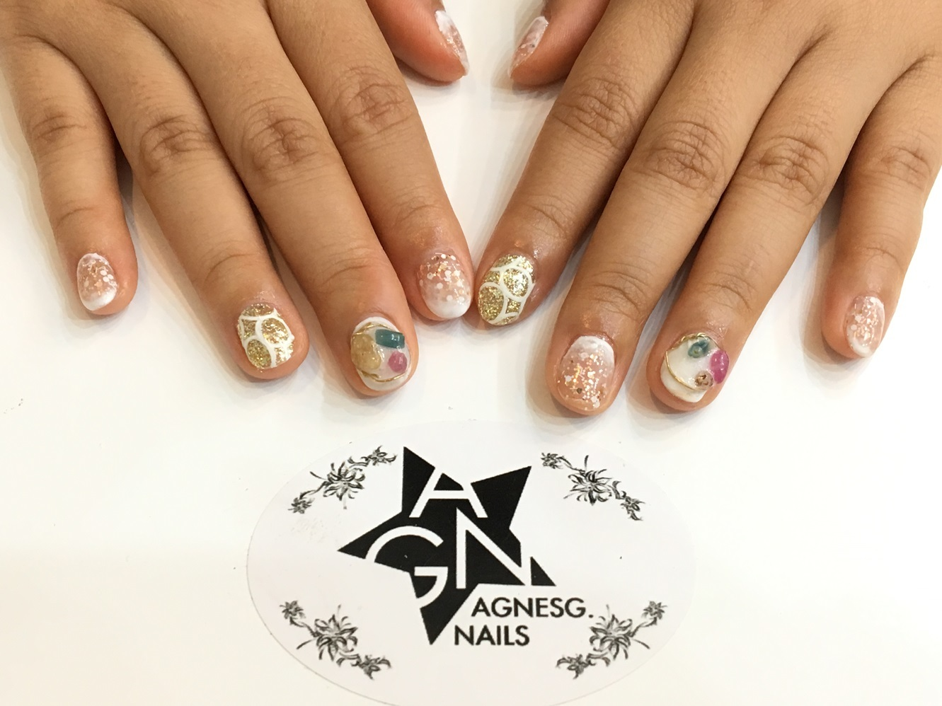 9 Best Nail Salons In Singapore For Mani Padi And Nail Art