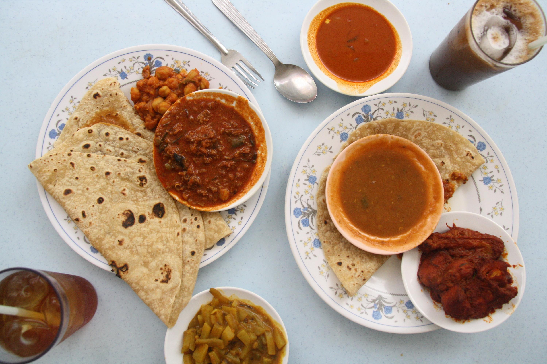 Best Indian: Restoran Santa Chapati House