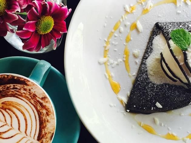 Best Café: Strangers at 47