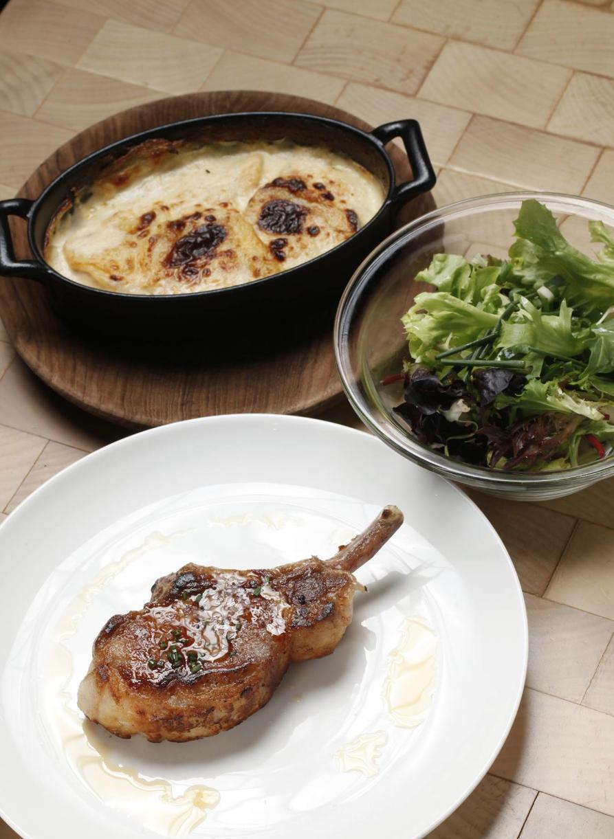 Hong Kong's best potato gratin - Atelier Vivanda