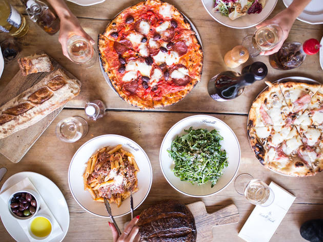 Fratelli Fresh are doing a new long lunch