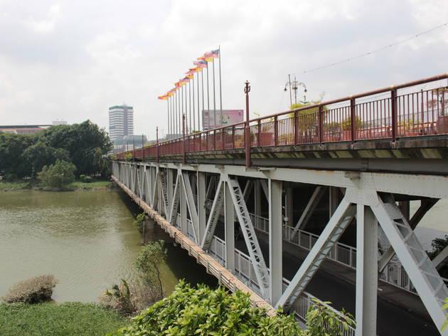 Jambatan Kota Klang