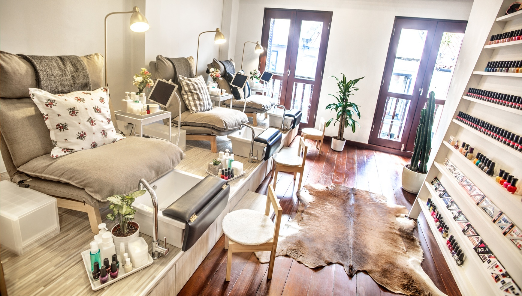 Best nail salons