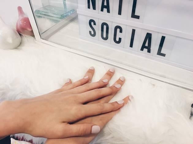 The Nail Social