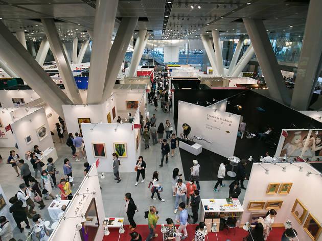 アートフェア東京2017