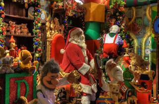 Santa's Secret Kingdom