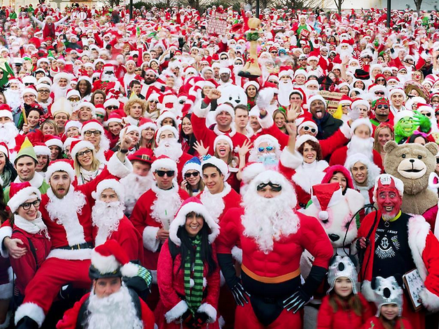 SantaCon Hong Kong 2016