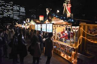 東京クリスマスマーケット 2016