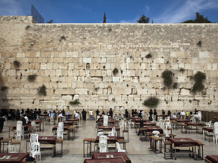 The best sites in Old City Jerusalem