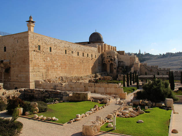 The top things to do in Jerusalem