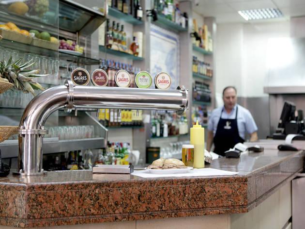 Restaurante Sem Palavras - Balcão