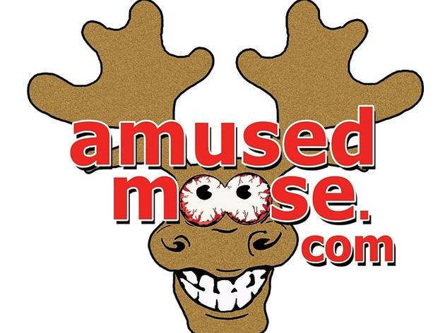Amused Moose Comedy Awards Showcase