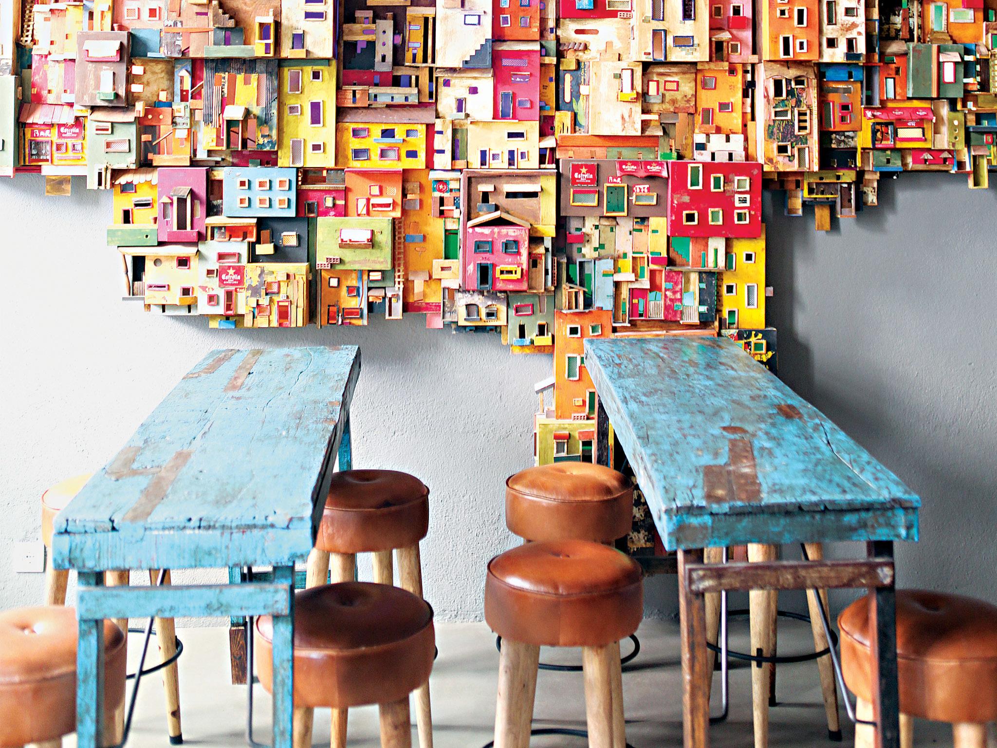 Restaurante El Clandestino