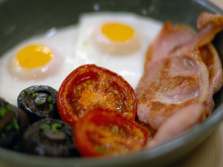 The best full English breakfasts in Paris