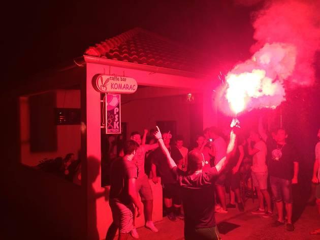 Zagreb 360° NYE party
