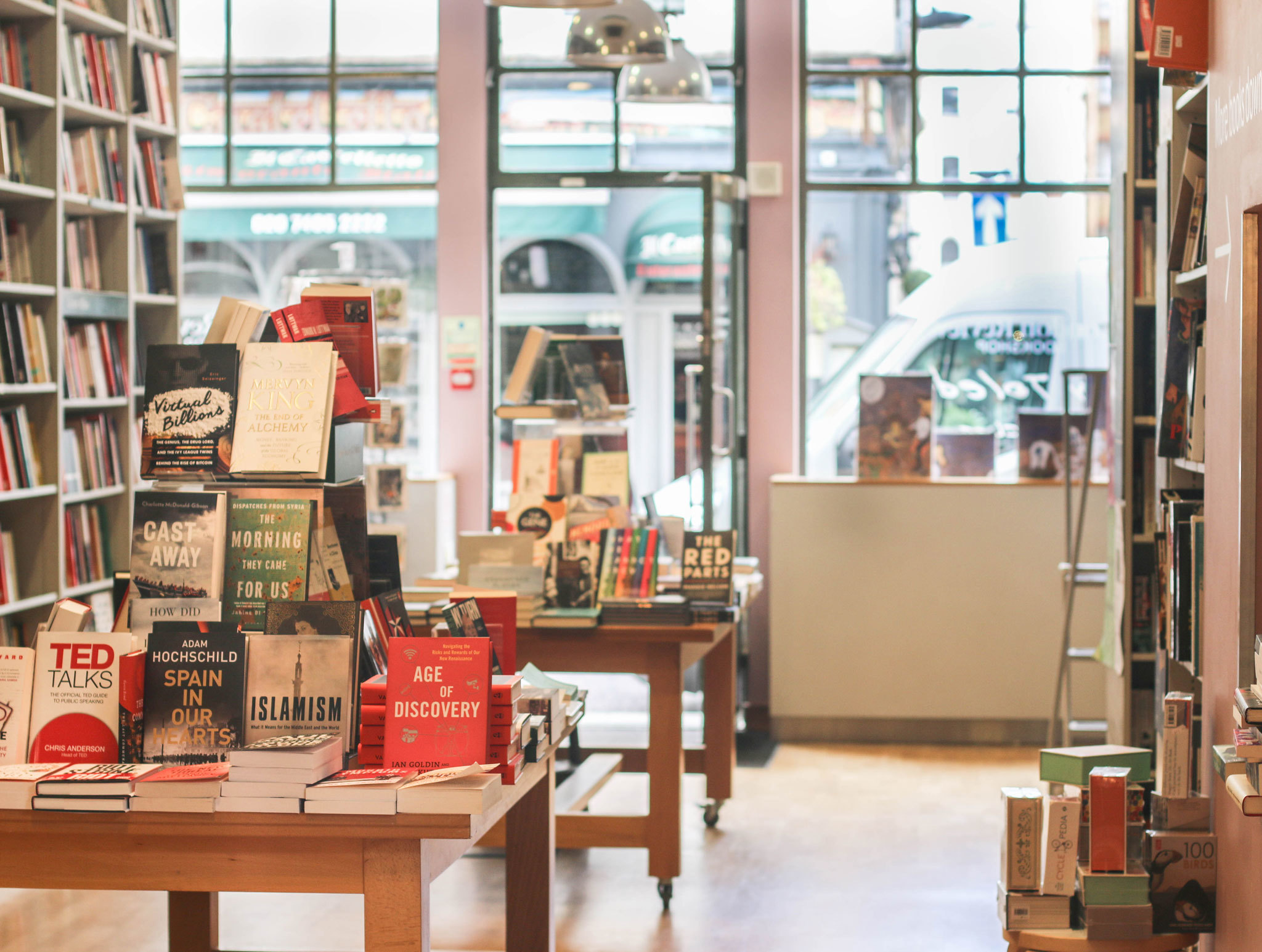 London Review - Best bookshops